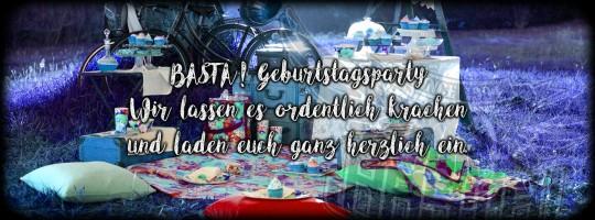 22. Basta! Geburtstag - Sonntag