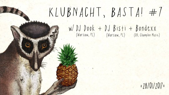 Champloo Klubnight #7 Januar 2017