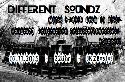 Different Soundsz