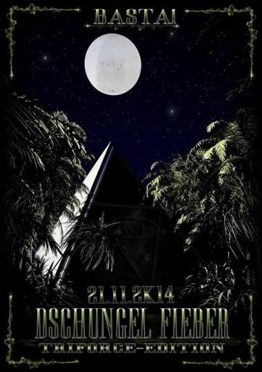Dschungel Fieber Triforce-Edition