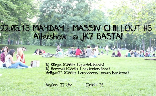 May Day Aftershow #5