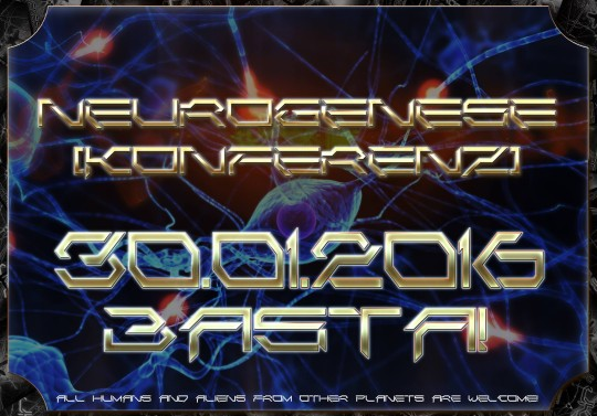 Neurogenese Konferenz Januar 2016