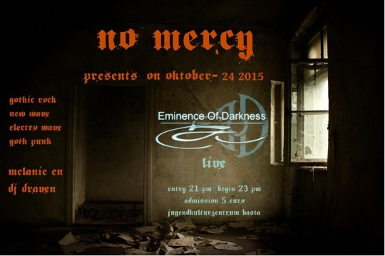 No Mercy - Eminence Of Darknes