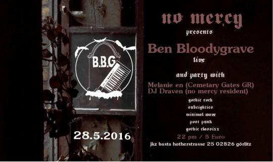 No Mercy Mai 2016