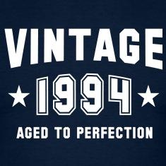 VINTAGE-1994---Birthday-Geburtstag-T-Shirt