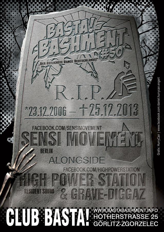 BASTA!Bashment - R.I.P.