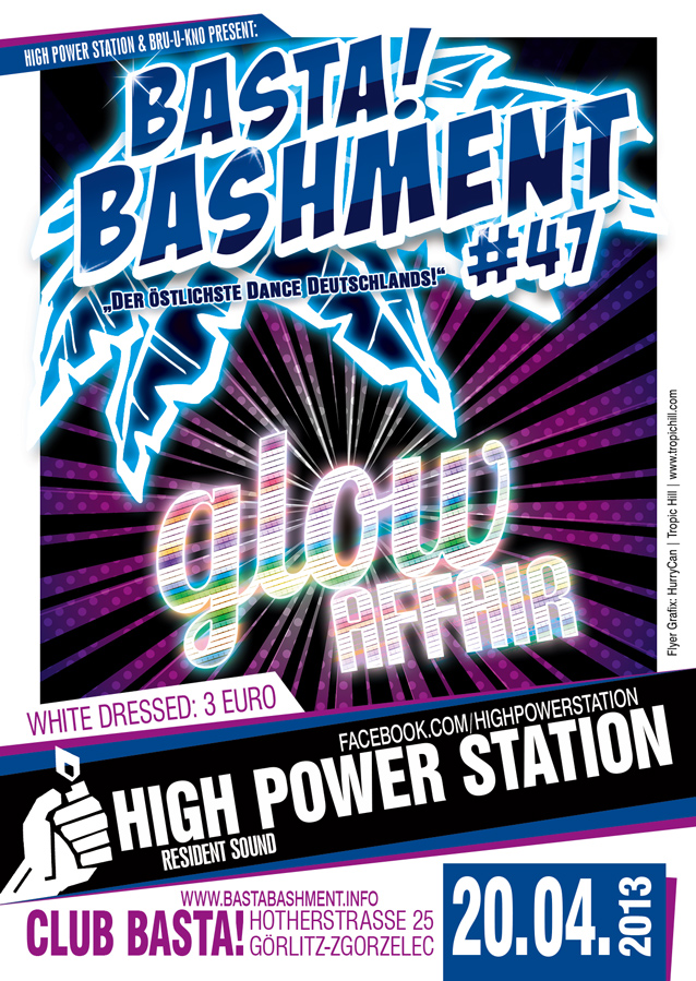 BASTA!Bashment #47 - Glow Affair