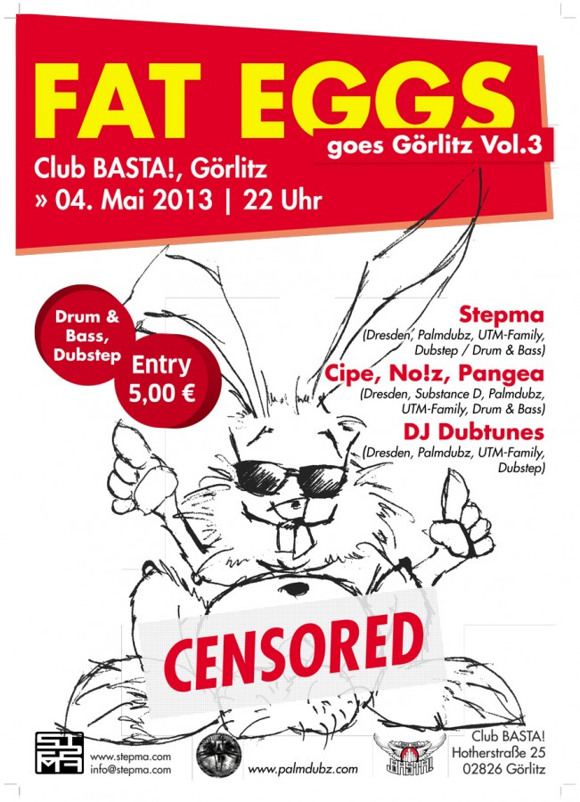 Fat Eggs goes Görlitz Vol.3